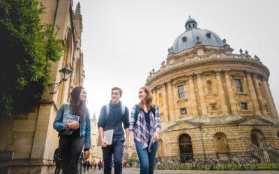 Perth in Australia, Wanaka in Nuova Zelanda e ora Oxford in Inghilterra